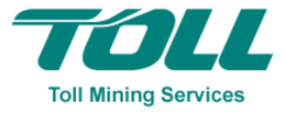 Port Hedland Seafarers Centre - Toll Mining Logo