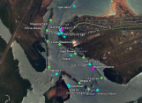 Port Hedland Seafarers Centre AIS Live Ship Map