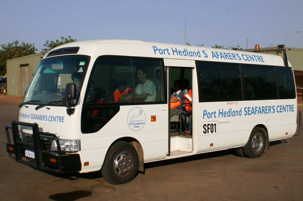 Port Hedland Seafarers Centre Bus Services